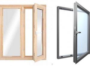 Ремонт деревянных и алюминиевых окон в Красногорске